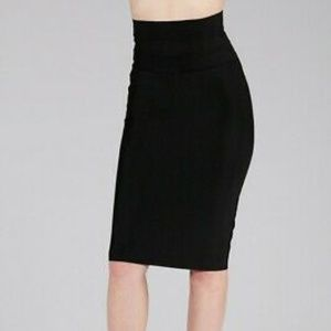 Love Couture Skirts - New Love Couture Green Stretch High Waist Skirt